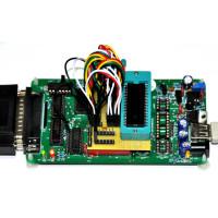 EPROM Programmer Universal Adatper In Use