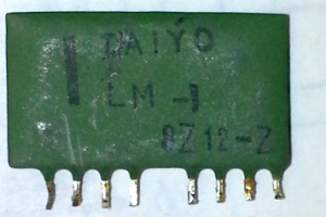LM-1 Green