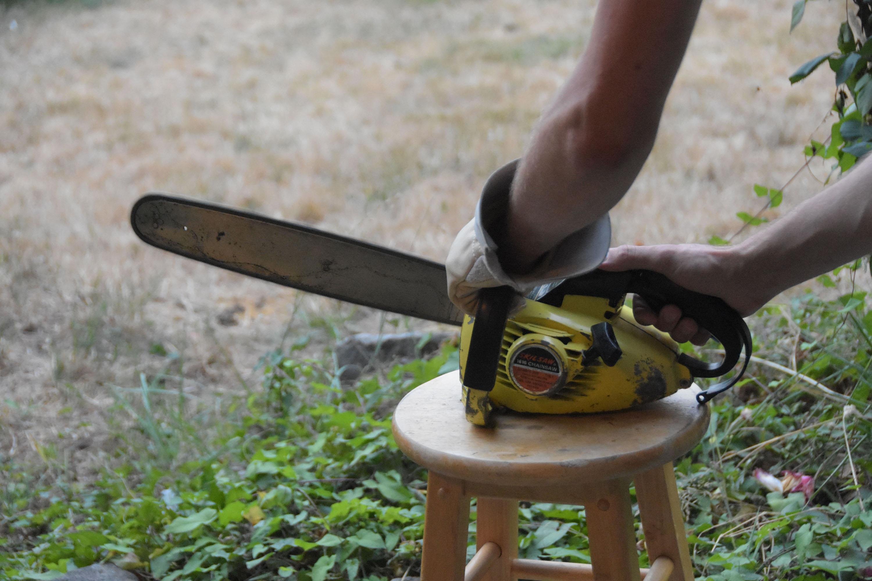 Skil (Skilsaw) 1616 Chainsaw repair | D'Asaro Designs